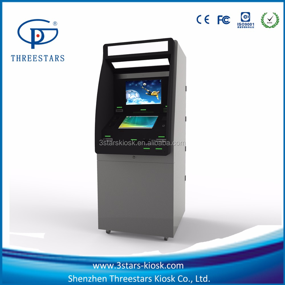 Trade Assurance all in one currency exchange machine