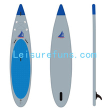 inflatable best racing sup boards with surfboard bag