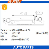 OEM: 16400-22180 Guten top Auto radiator tank Radiator for Mazda Various of models
