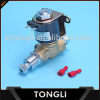 Low price brass cng/lpg korea solenoid valve