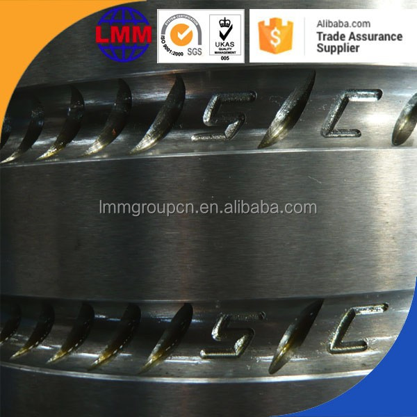High Speed Wire TC Rings/Professional production tungsten carbide rings used for pre-finishing mill
