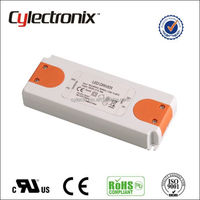 2015 New Small Size Ultra Thin Switching Power Supply 15W Single Output constant current led driver