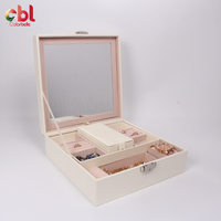 CBL Wholesale Large Mirror White Big