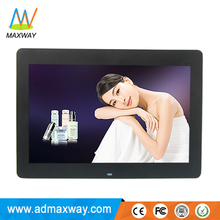 "picture music MP4 MP3 loop video 14"" digital picture frame electric"