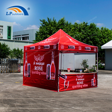 10x10' folding tent pop up canopy for advertising