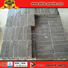 Tumbled Blue Limestone brick