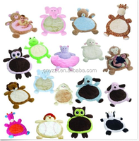 wholesale high quality baby mat soft plush Baby Play Mat high quality