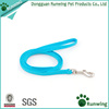 pet dog puppy leashes made of nylon material in green&blue colour