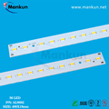 Factroy direct sale 490mm length PCB assemble 5730 led chip Linear tube light PCB for house lighting