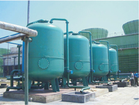 boiler water ultrapure water treatment