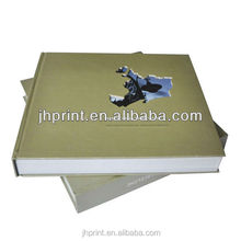 Best glossy offest printing hardcover book printing service in China alibaba website