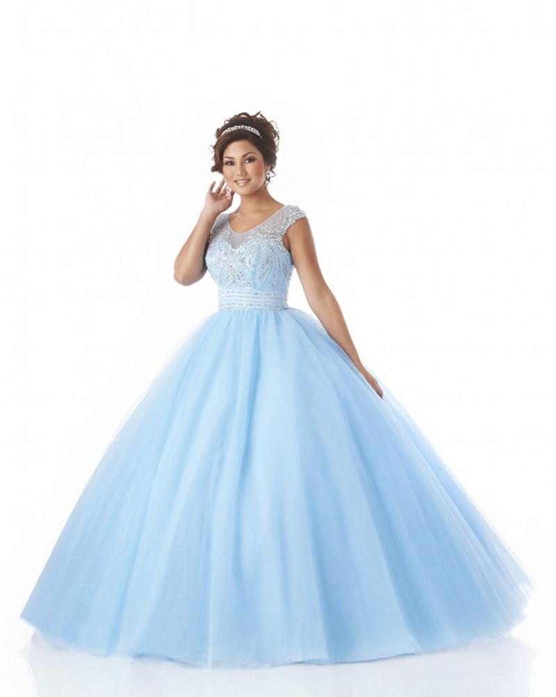 Get Quotations · Light Blue Vestidos De Quinceanera Vestido Debutante Ball  Gown Quinceanera Dresses Vestido De 15 Anos Sweet c0417ce3b2a9