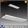 design solutions international 30w-80w rectangle flat wireless led hanging light