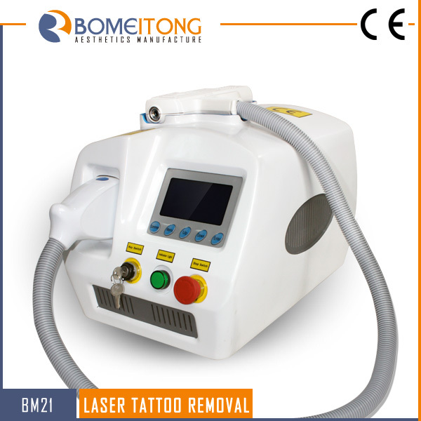 Up-To-Date !!! 2015 nd laser infrared tattoo removal laser