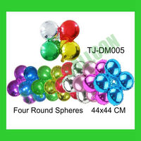 Arch Decoration Balloon,4 Round Spheres
