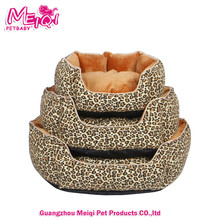Good quality canvas dog bed lucky pet bed made in China luxury pet dog bed wholesale