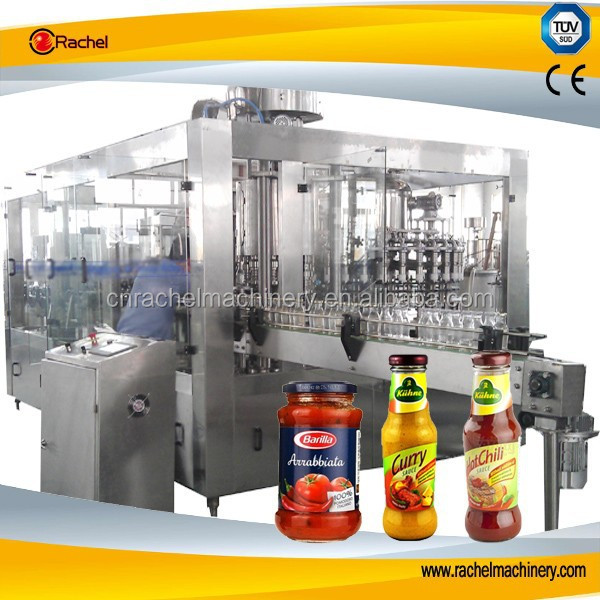 Automatic Tomato Sauce Packaging Machine/Line/Machinery