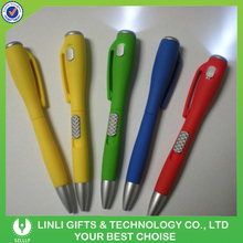 Promotion customized led ballpen