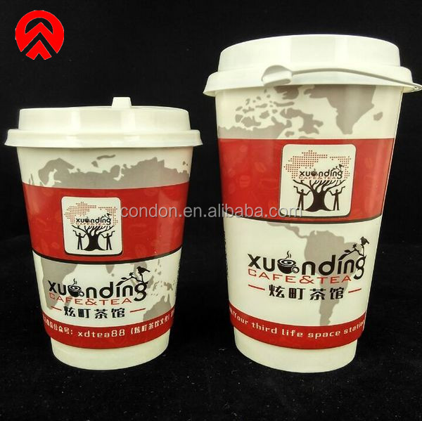 wholesale paper coffee cups Shanghai