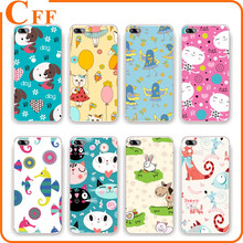 Funny Cartoon Super Cute TPU Silicone Cell Phone Cases for For Asus Zenfone 2 3 Max ZE551ML ZE550ML Ze520KL Mobile Phone Bag