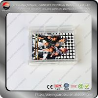 Factory supply poker size card game