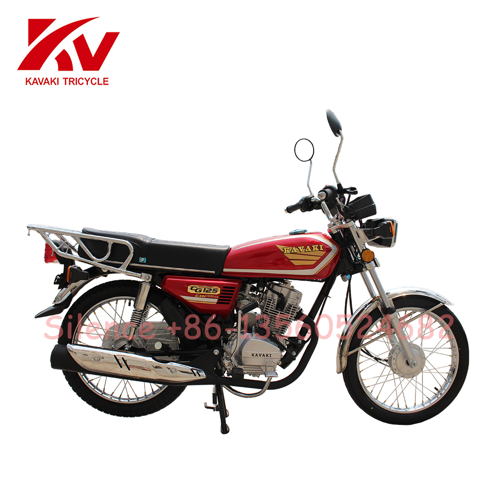 Good quality motorcycle in125cc Zongshen CBB engine Cheap 125CC 2 Wheel Motorcycle