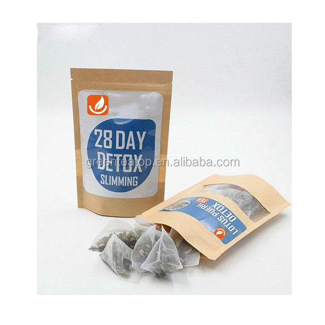 Skinny Unisex Detox Tea 14/28 Day Slimming Tea Fat Reducing AM Teatox Private Label