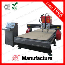 1300*2500mm high efficiency sculpture wood carving cnc router machine/wood engraving/wood door,window engraving-BMG1325ATC