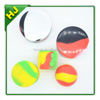 butane hash oil silicone container