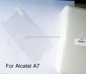 Premium 9H 2.5D 0.3mm Tempered Glass screen protector for Alcatel A7
