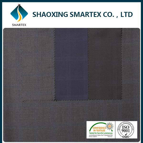 Beautiful Soft Feel Brushed woven fabric for shirt