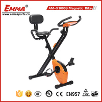 Indoor cycling as seen on TV folding magnetic bike X1000S