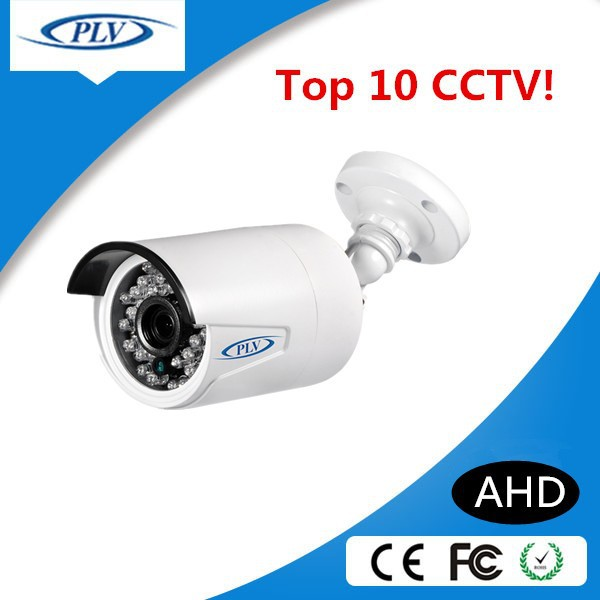 new technology 720P IP66 waterproof bullet cctv dvr ir ahd video cctv camera system made in china