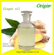100% Pure Natural Bulk Slimming Massage Oil Ginger Herbal Essential Oil for Health/Food Medicine/Feed Additive