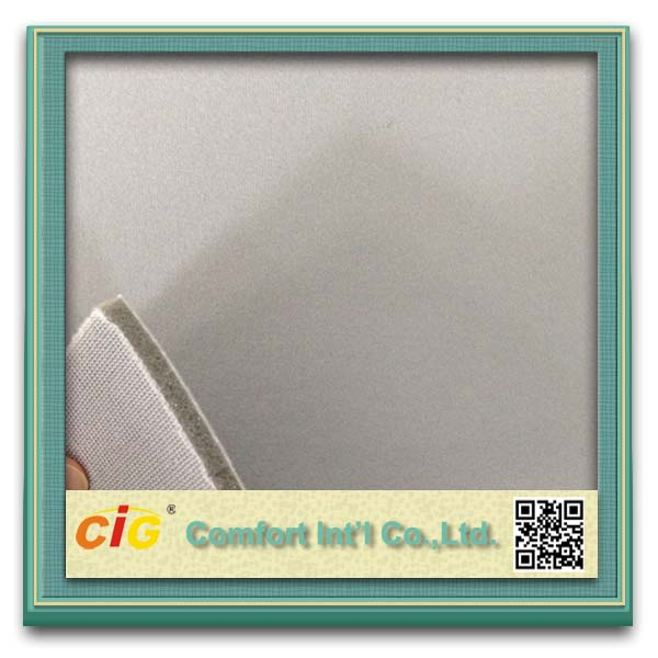 Fashion high quality polyester fabric for car ceiling