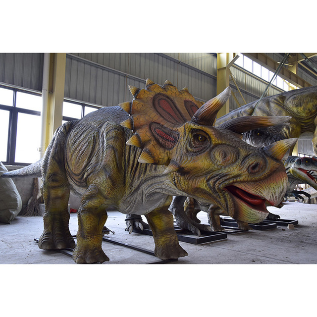 Hot sale best quality artificial fiberglass dinosaur for sale