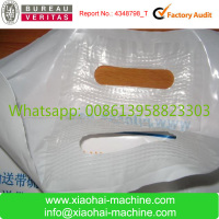 Semi Automatic Patch Handle Bag Making Machine Cheap Price