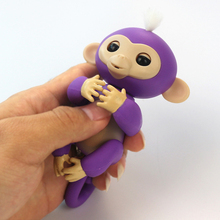 2017 Factroy Directly Hot Selling Fingerlings Interactive Baby Monkey For Children