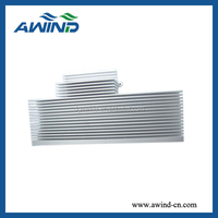 OEM aluminum extrusion profile Heat sink/ chipset/ expander / memory card