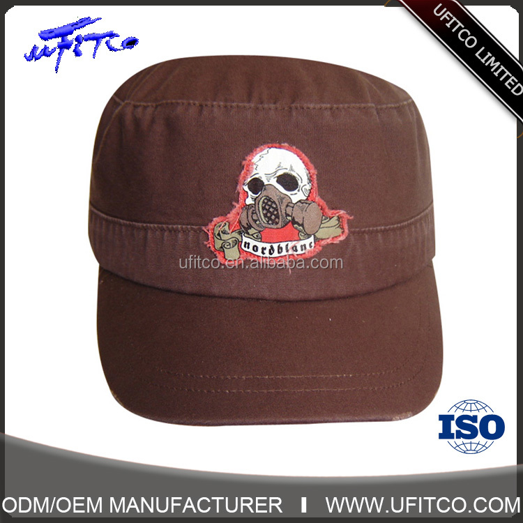 Online wholesale shop men military cap buying online in china