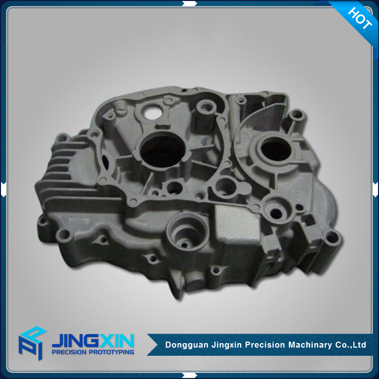 Jingxin High Performance CNC Machining Anodized Aluminum Electric Motorcycle Spare Parts