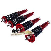 MOFE Universal Adjustable Suspension Coilover Shock Absorber For JDM car S14 240SX 95-98 rear lower toe arms