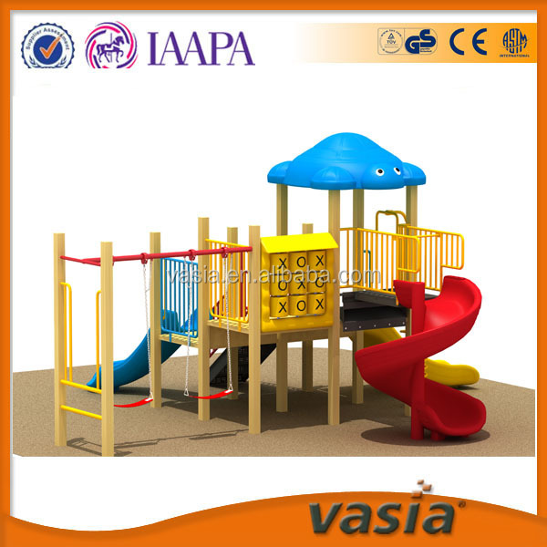 Vasia Outdoor Play Structure adult baby swing
