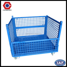 High quality high strength large loading capacity Steel wire mesh cages