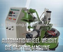 automatic balance weight die casting machine