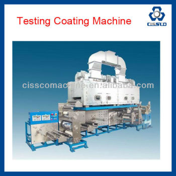water based coating machine