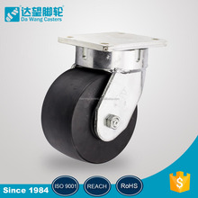 6,8,10,12,14 inch extra heavy duty steel industrial caster wheel wholesale