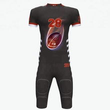 Wholesale custom sublimated printing cheap american football jersey