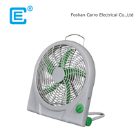 Foshan rechargeable 12V rechargeable 10 inch mini table fan rechargeable