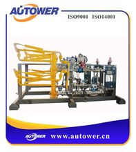 n2 skid-mounted plant psa nitrogen gas generator with loading arms
